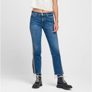 Hudson Luxe Crop jeans